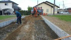 宅地造成工事 土木
